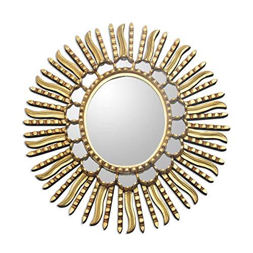 NOVICA MI0067 Winter Sun' Mirror